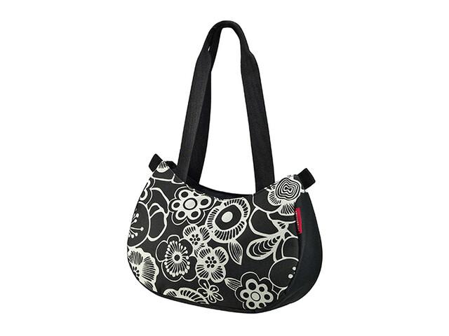 KlickFix Stylebag fleur schwarz